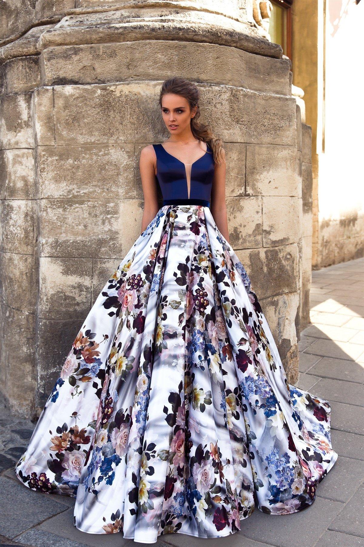 Вечірня сукня ANNA - купити коктейльні сукні та вечірні сукні Olya Mak 25f3af176c0c9