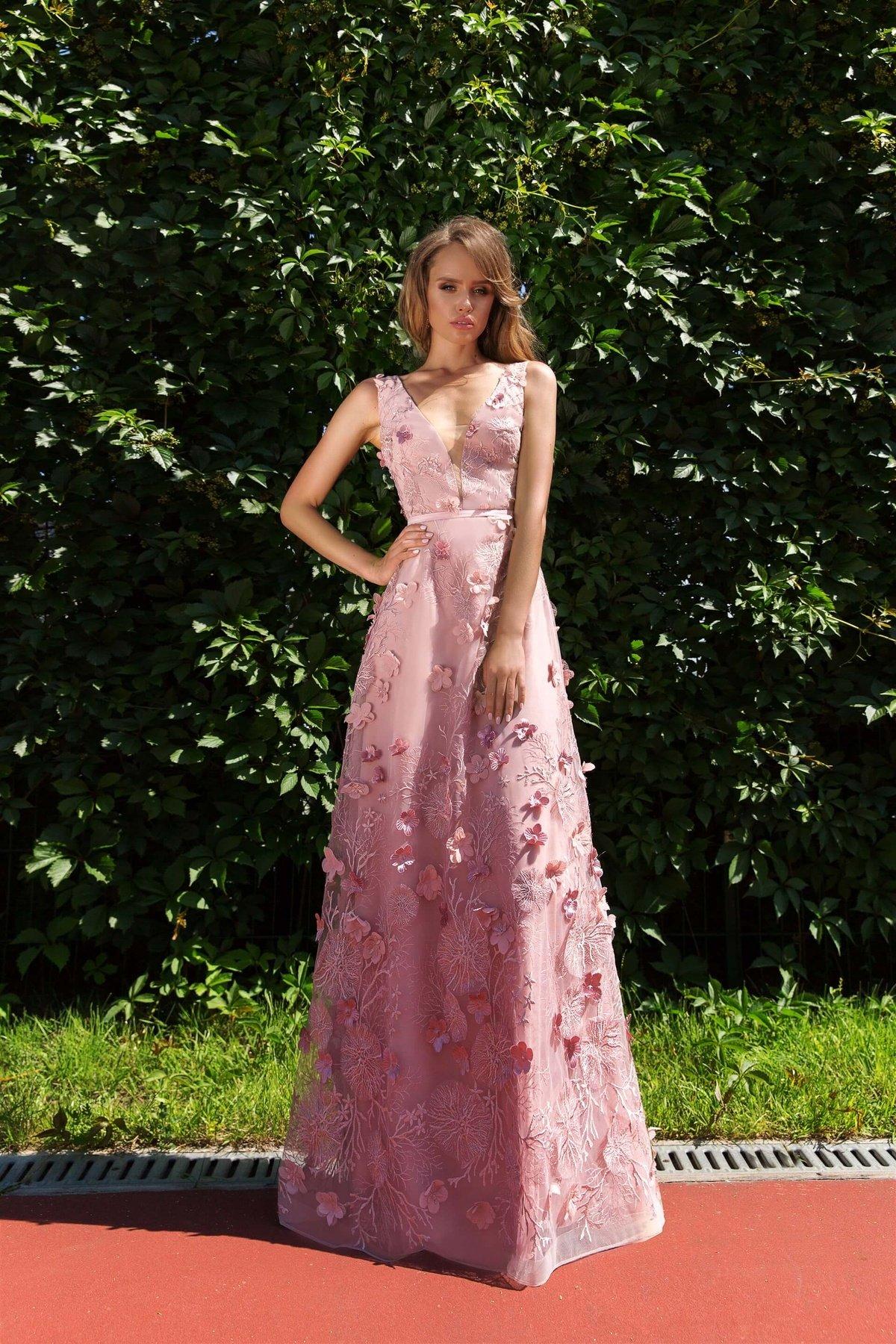 Вечірня сукня Annet - купити коктейльні сукні та вечірні сукні Olya Mak 9e7b92a97811b