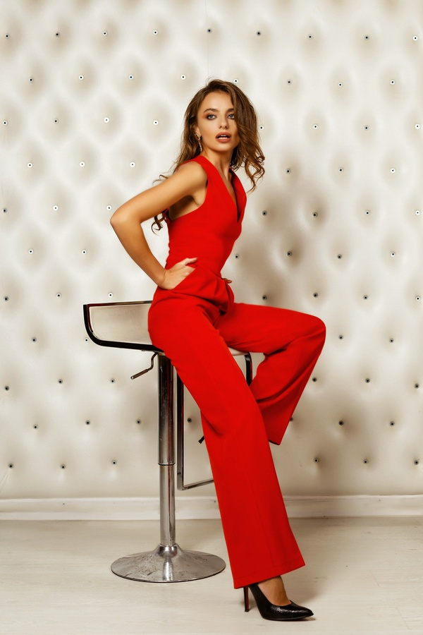 Red Jumpsuit buy Red Jumpsuit