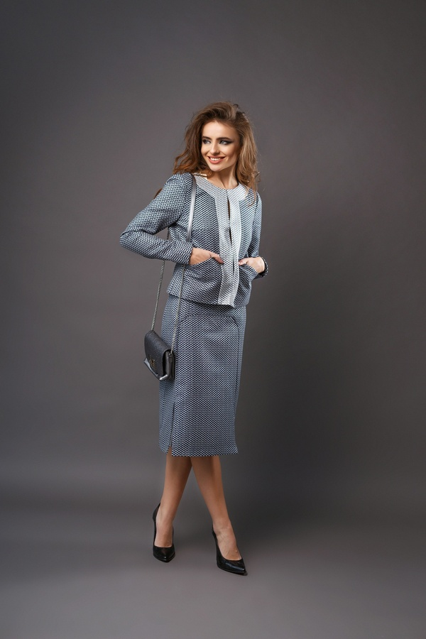 Suit with a skirt 103 buy Suit with a skirt 103