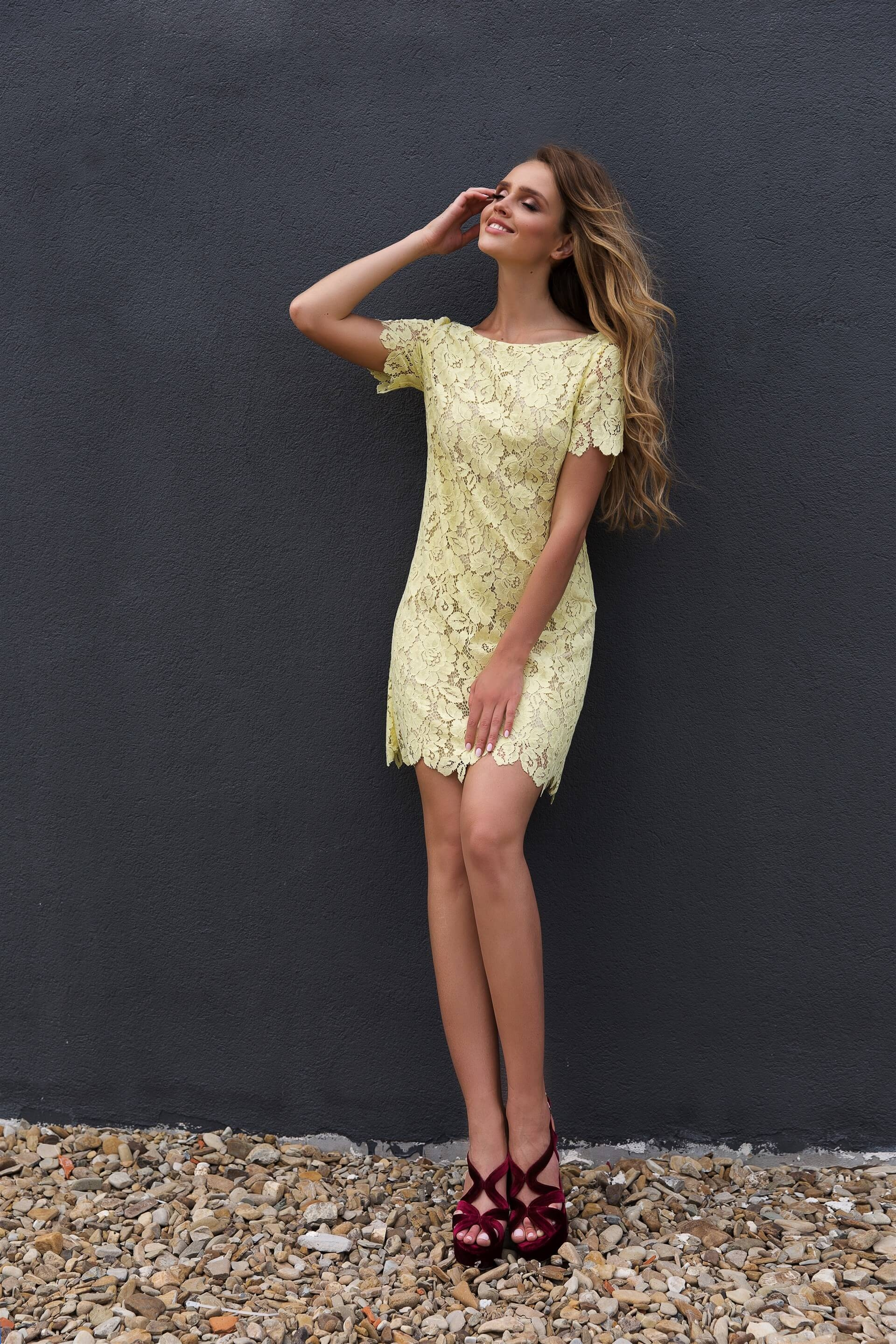 Coctail dress Luisa buy, Coctail dress Luisa