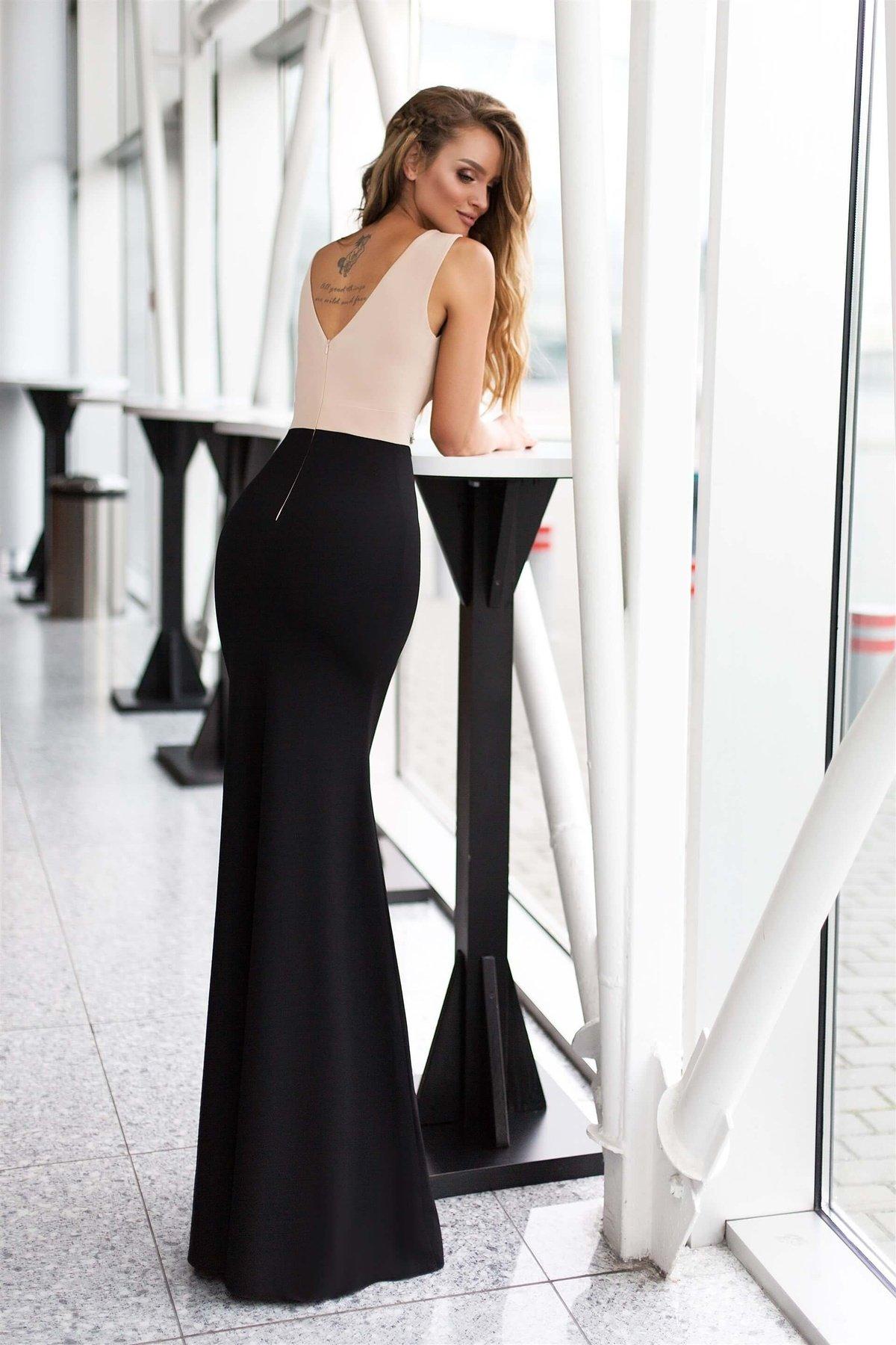 Вечірня сукня Berta - купити коктейльні сукні та вечірні сукні Olya Mak 26af69ff0f5c3