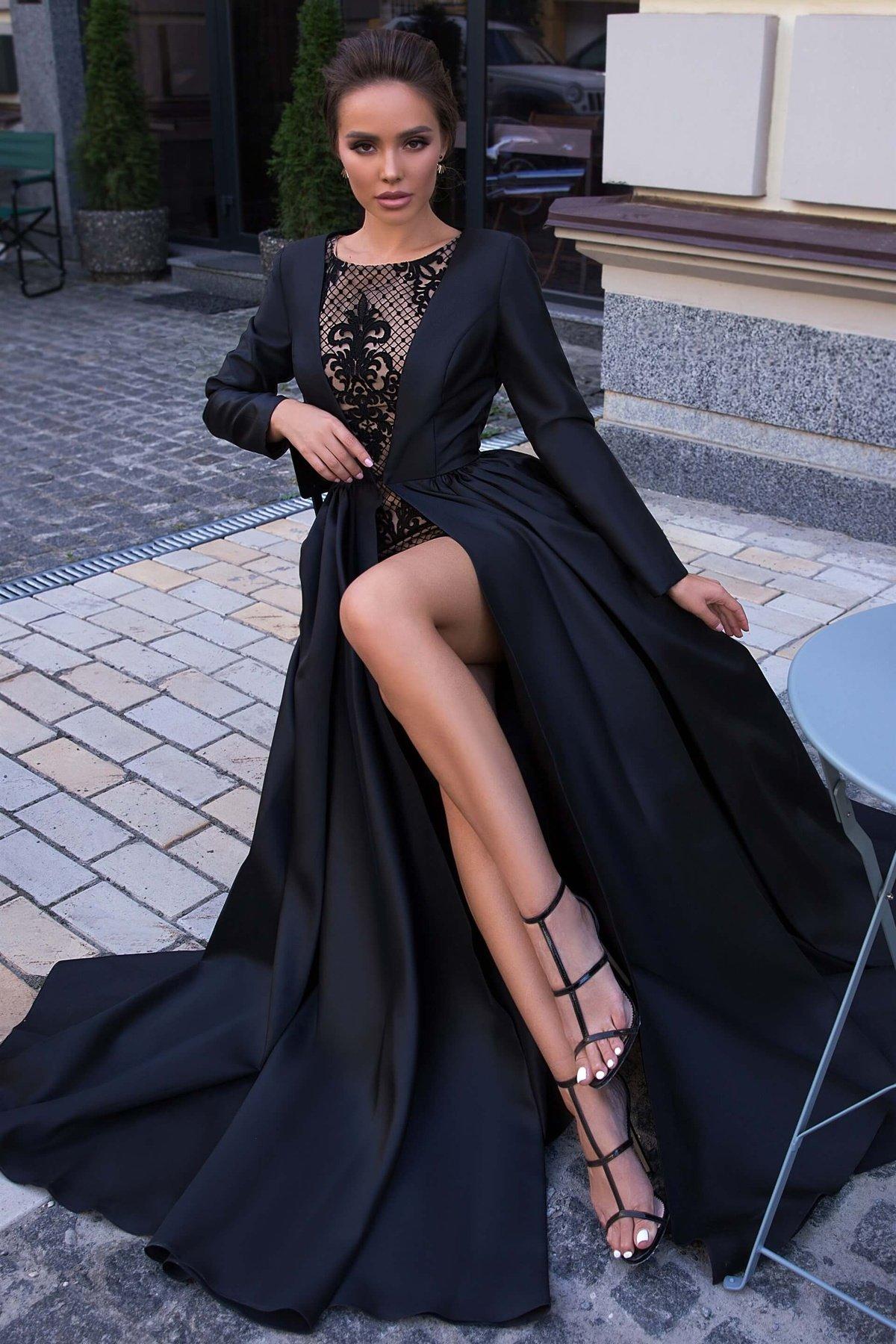 Сукня і плащAnanta Black