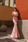 Evening dress MERY Evening dresses and cocktail dresses, catalog Olya Mak