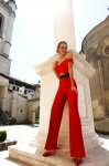 Jumpsuit Tanis Red, buy Jumpsuit Tanis Red